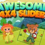 Awesome 4×4 Slider