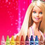 Barbie Coloring
