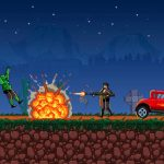 Drive or Die – Zombie Pixel Earn to Epic Racing