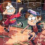 Gravity Falls Jigsaw