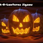 Jack-O-Lanterns Jigsaw