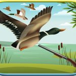 Jack The Hunter Duck shooting Hunting Dog Sniper