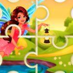 Little Cute Summer Fairies Puzzle