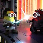 Minions Star Wars Jigsaw Puzzle