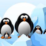 Penguin Slide Puzzle