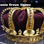 Romania Crown Jigsaw