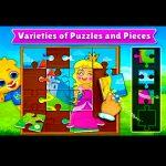 Slider Puzzl for Kids