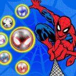 Spiderman Bubble Shoot Puzzle