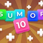 Sum of 10: Merge Number Tiles