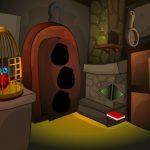 Tiny Red Owl Escape