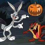 Toon Halloween Jigsaw