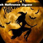 Witch Halloween Jigsaw